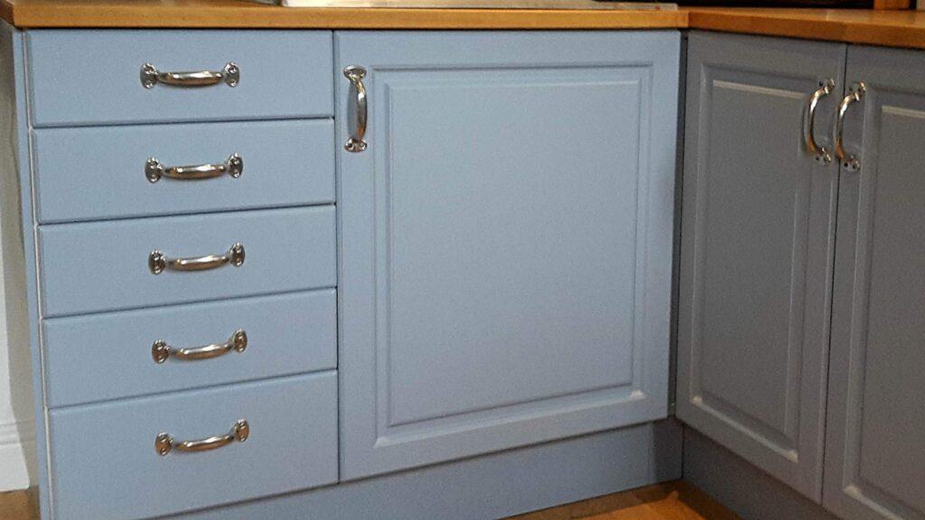IKEA Faktum Bleu