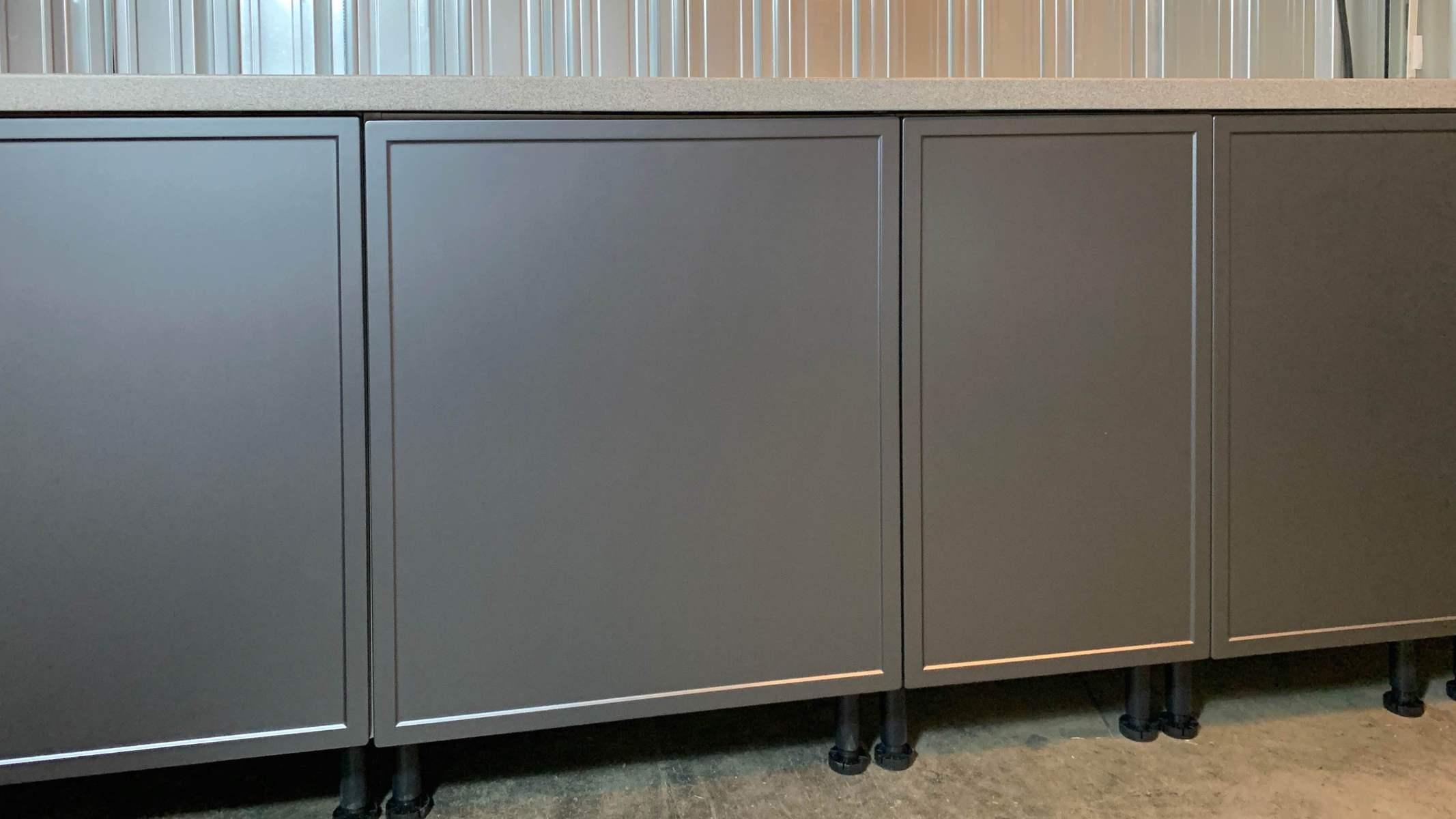 IKEA Faktum retro dark grey